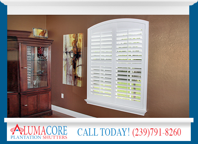 Round Top Shutters In And Near Clearwater Florida